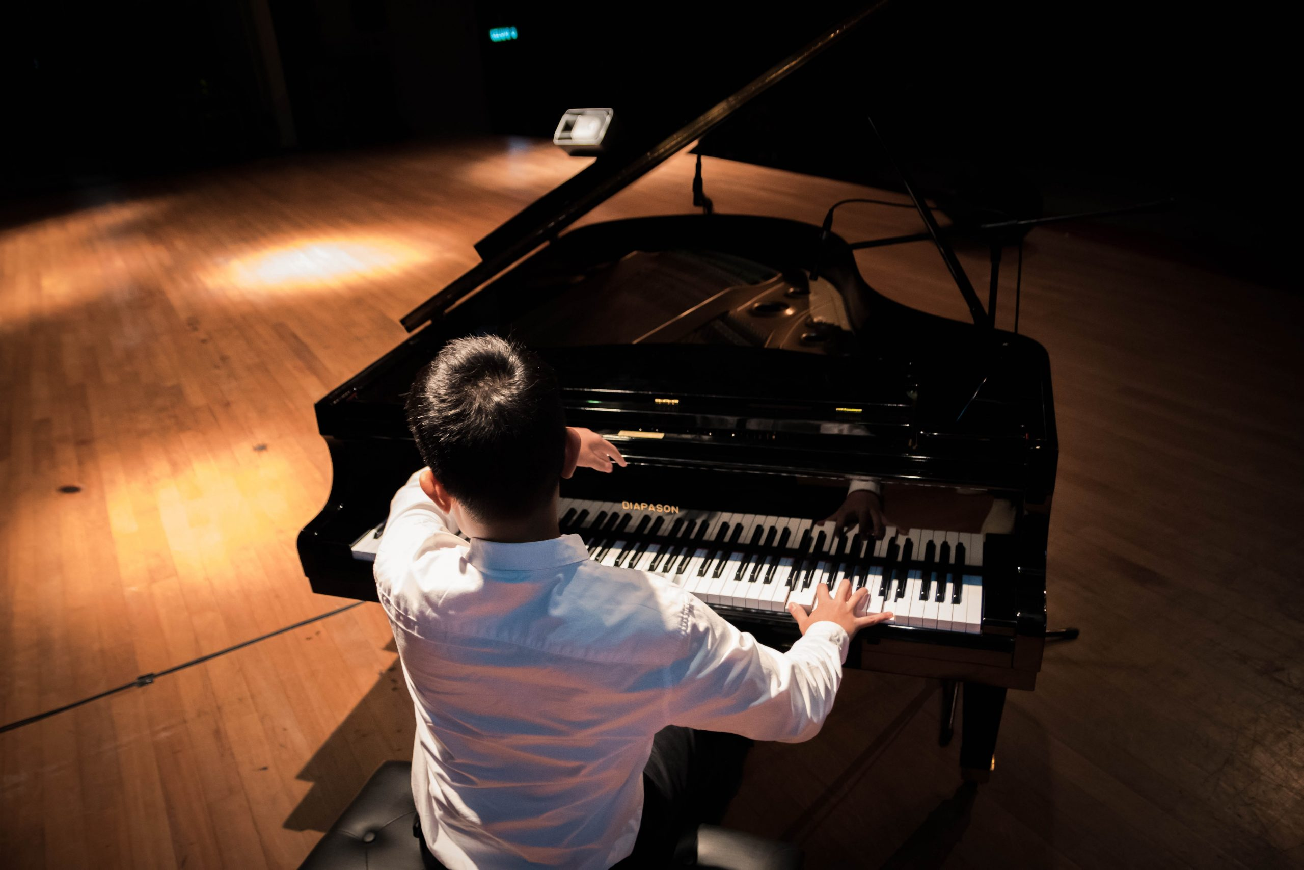 Online Piano Lessons - Summer 2020 - Jason Yang