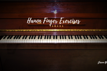 Hanon Finger Exercises - Jason Yang Pianist
