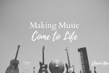 Make music come to life - Jason Yang Pianist