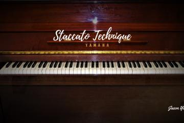 Staccato Technique - Jason Yang Pianist